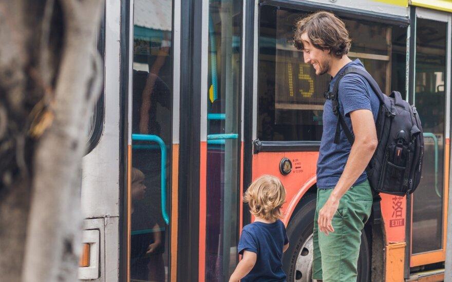 Kelionė autobusu