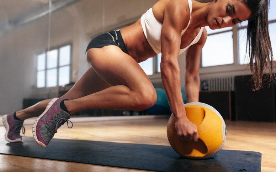 Keturi sportuojančiųjų tipai: kuriam priklausote jūs?