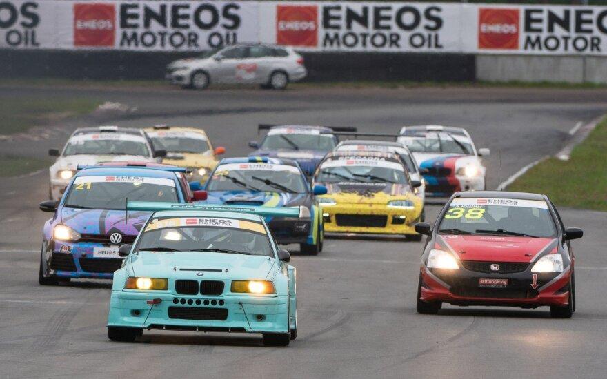 """2-oji """"ENEOS Riga Summer Race"""" diena: dar daugiau avarijų ir lietuvių triumfas"""
