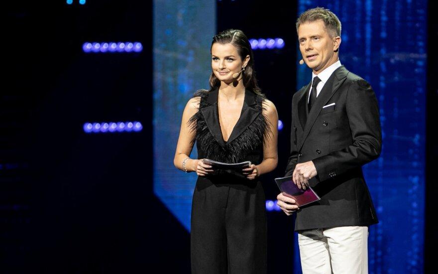 """Paaiškėjo, kuriame """"Eurovizijos"""" pusfinalyje pasirodys Lietuva"""