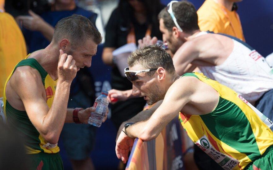 Europos lengvosios atletikos čempionatas: moterų ir vyrų maratonas