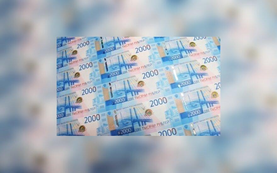 Pingantis rublis kelia nerimą Lietuvos eksportuotojams