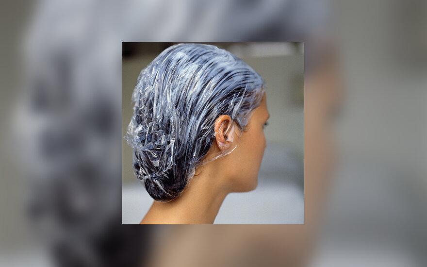 Plaukai, grožis
