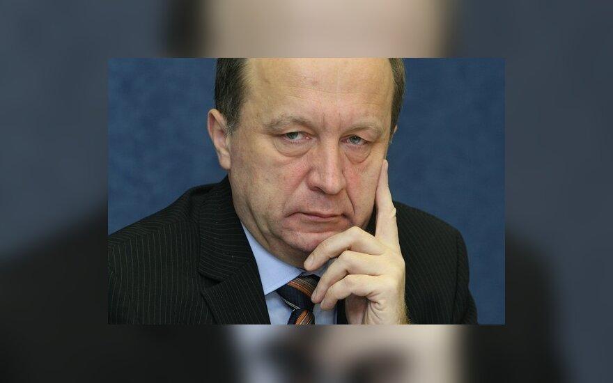 A.Kubilius: jei nieko nedarysime, 2012 m. valdžios sektoriaus skola sieks 67 proc. BVP
