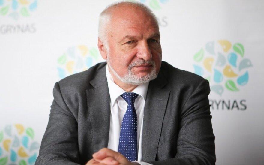 V. Mazuronis. kiek Lietuvai kainuoja trypčiojimas vietoj?