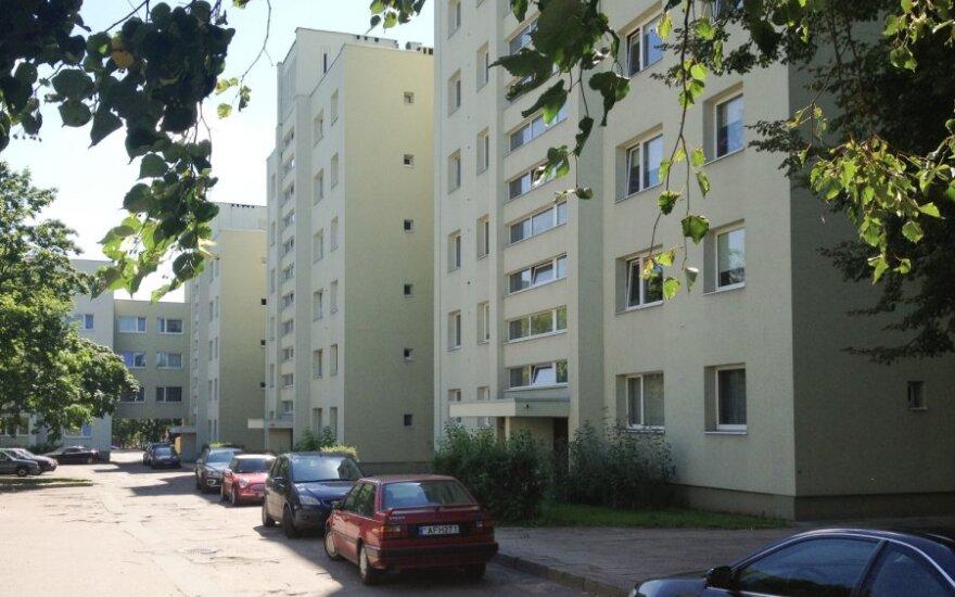 Kooperatinis daugiabutis Šeimyniškių g. 30, Vilnius