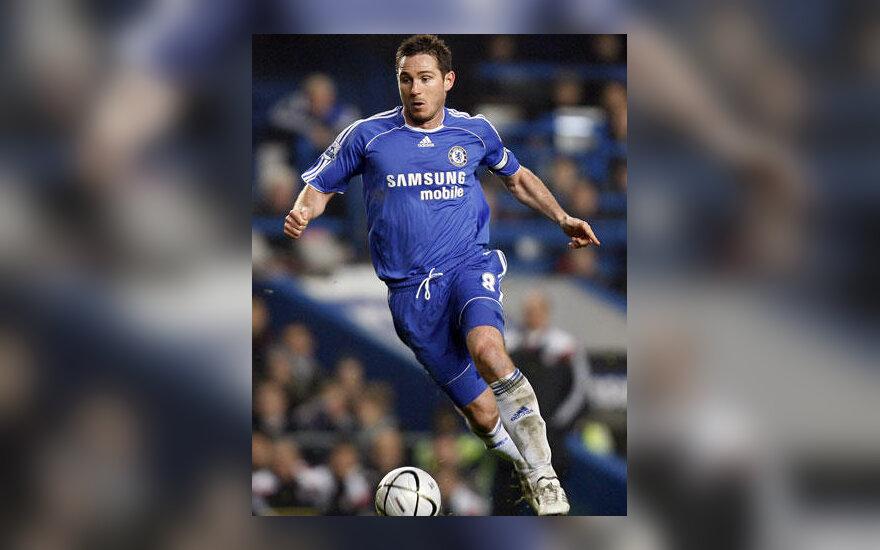 "Frankas Lampardas (""Chelsea"")"
