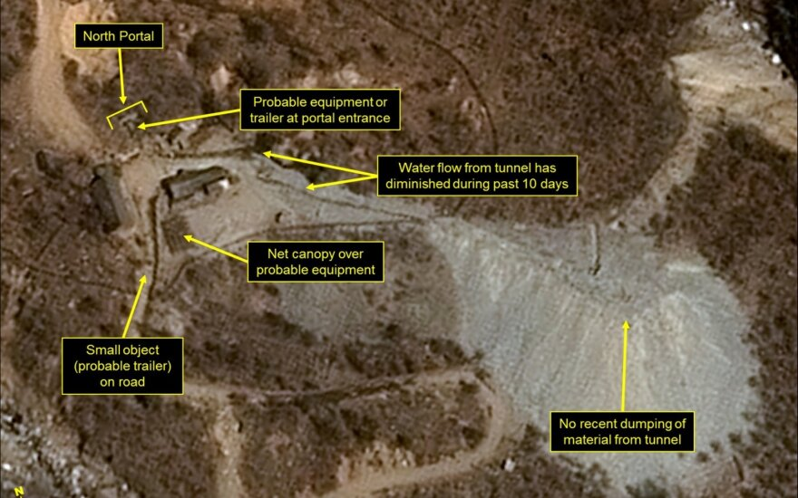 Šiaurės Korėjoje – dar prieš pusmetį sunkiai įsivaizduojami pokyčiai