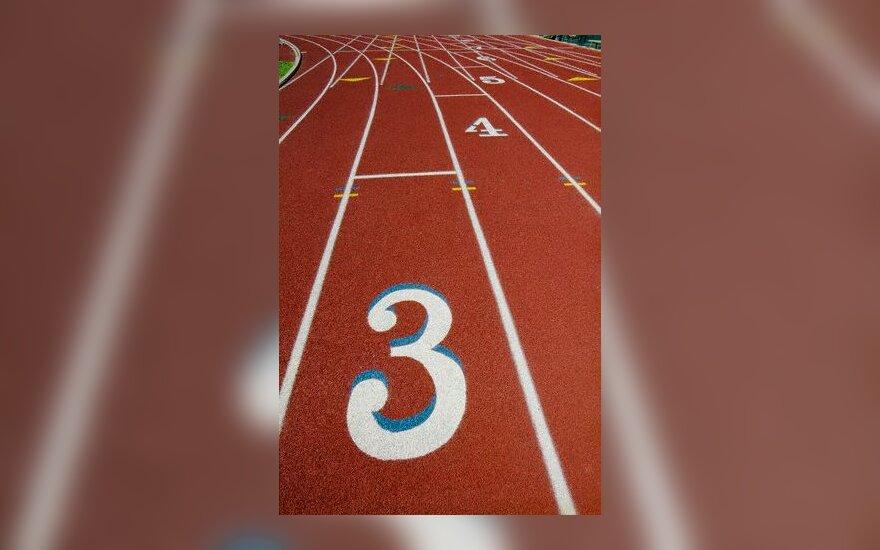 lengvoji atletika, bėgimas