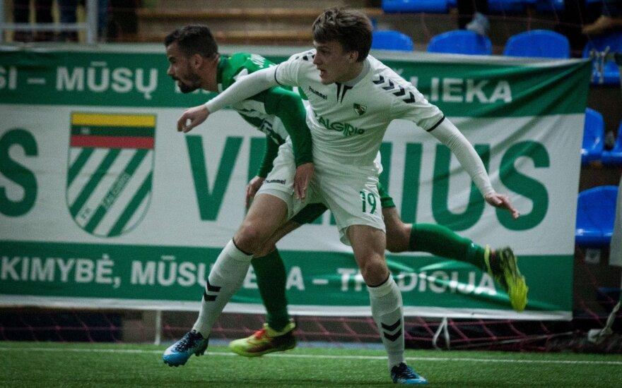 """Futbolas A Lyga: Vilniaus """"Žalgiris"""" - Kauno """"Žalgiris"""""""