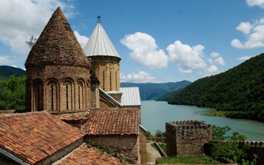 Gruzijos nuotrauku paroda