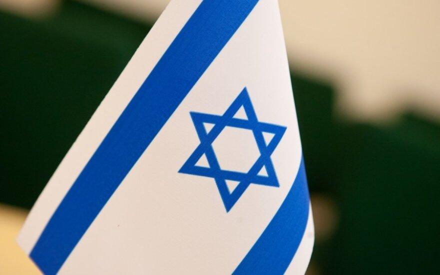 Israel opens embassy in Vilnius