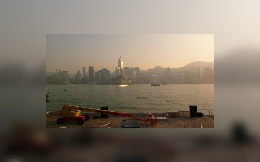 Honkongas    G.Berzins nuotr.