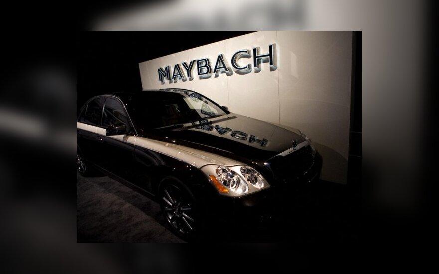 """""""Maybach"""" gali būti likviduotas"""
