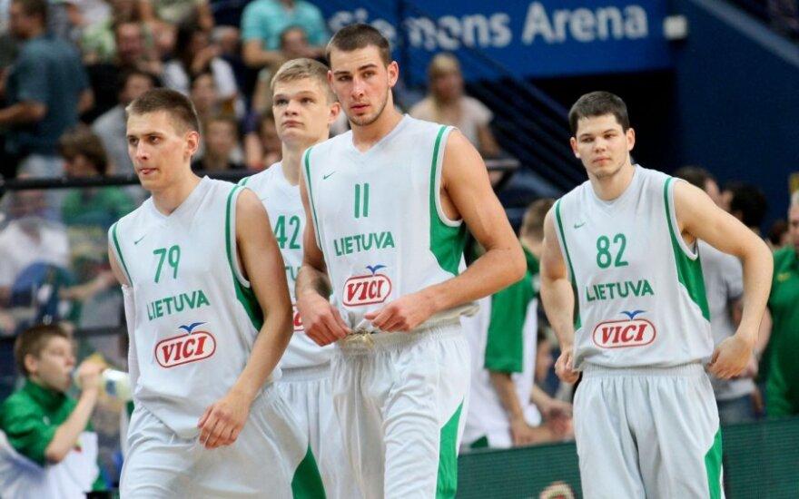 U-19 Lietuvos krepšinio komanda