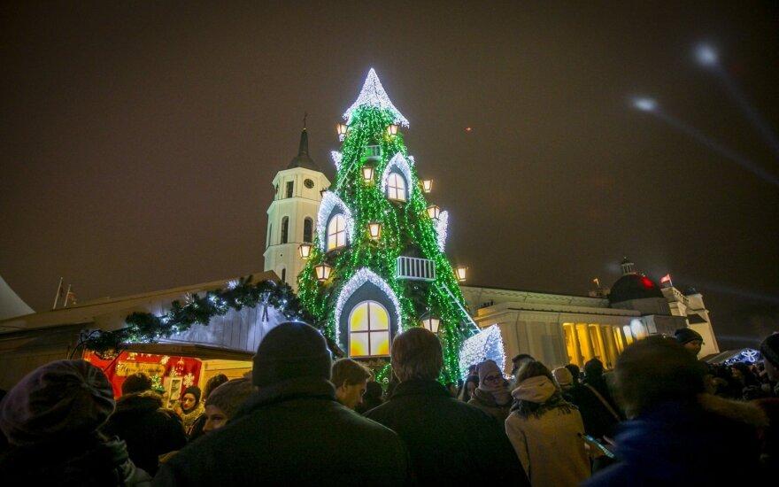Savaitgalį Lietuvoje – kalėdinių renginių vajus: kur nueiti