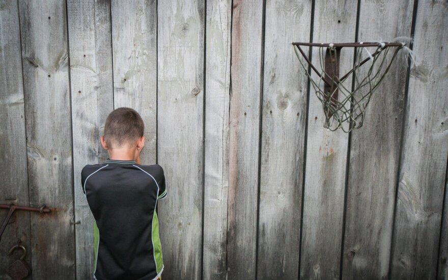 Vaikų globos namuose – smurtas ir bandymas žudytis