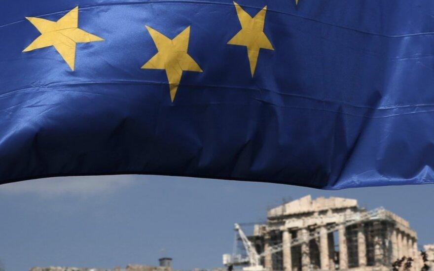 Vokietija nesutiko, kad Graikijai būtų pervesta paskutinė pagalbos programos išmoka