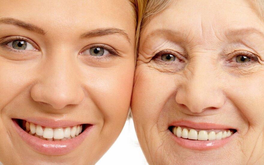 8 senėjimo stiliai: sužinokite, koks bus jūsiškis