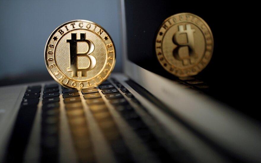 Bitkoino kursas pasiekė dar vieną rekordą