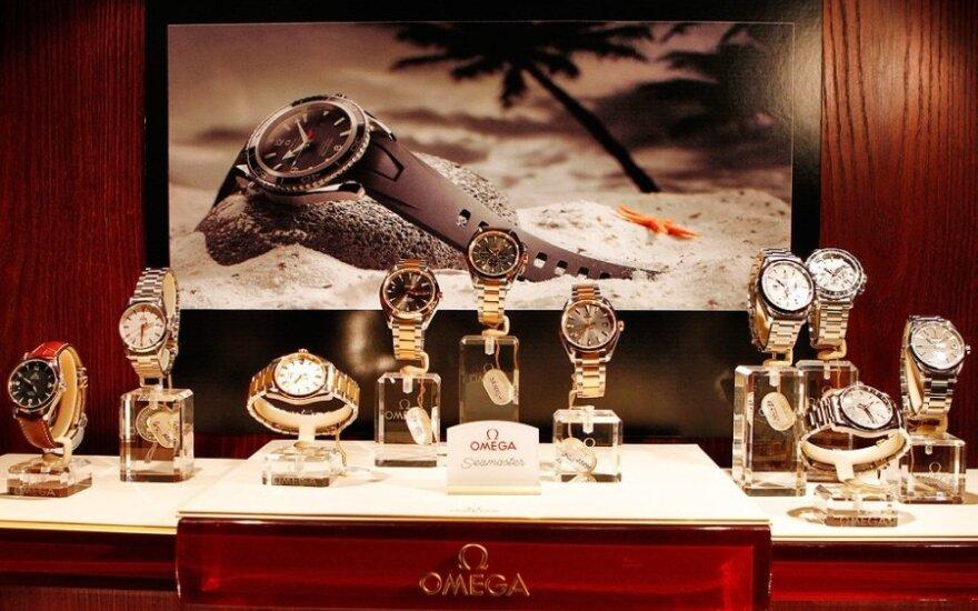 Sulaikytas vienas iš lietuvių, įtariamų milijono eurų vertės laikrodžių pagrobimu Prancūzijos kurorte