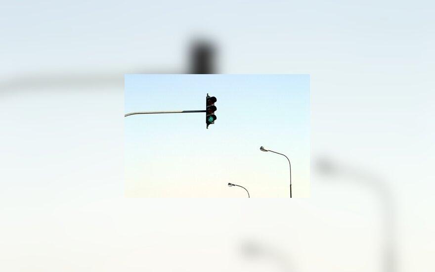 Kaunas nori turėti integruotą miesto eismo valdymo sistemą
