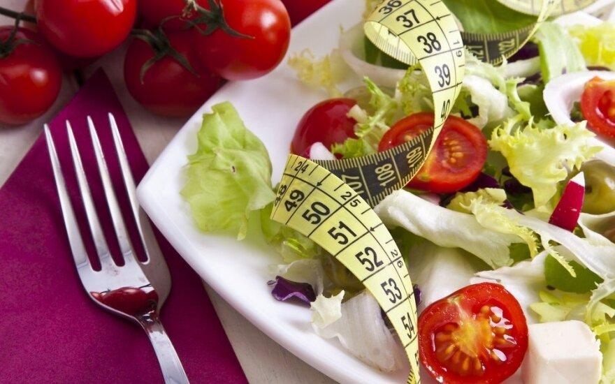 5:2 dieta gali pagreitinti medžiagų apykaitą ir sustiprinti širdį