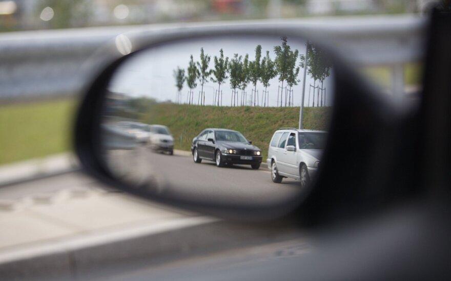 DELFI eksperimentas: pirmakursis prie vairo – mirtis už kampo?