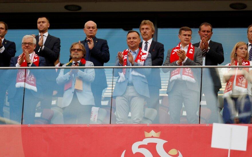 Lenkų ministras siekia Pasaulinės antidopingo agentūros vadovo posto