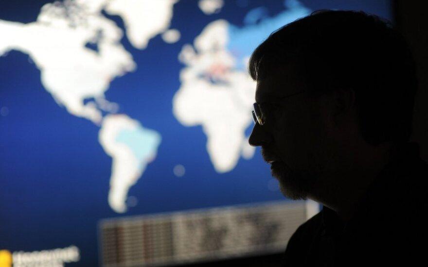 JAV apkaltino Rusiją kibernetinėmis atakomis prieš JAV politines organizacijas