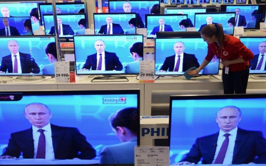 Russia's information war in Lithuania growing in intensity