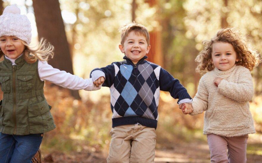 Daugėja be žinios dingusių vaikų