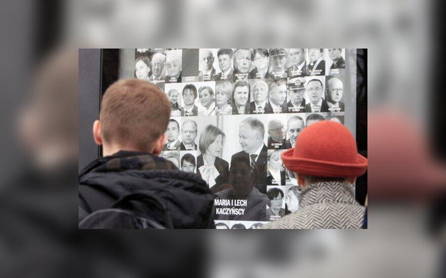 Lenkijos tragedijos minėjimo transliacija EP 13 val.