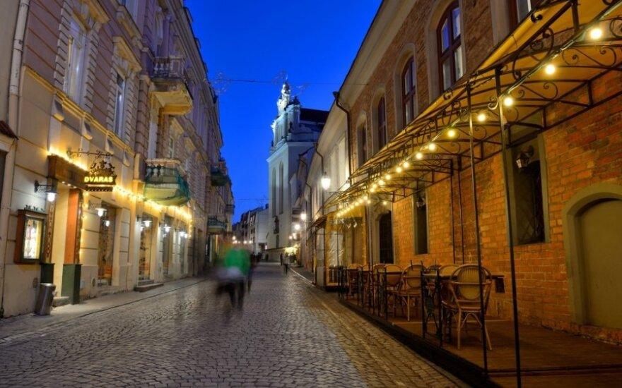 Architektas R. Palekas: miestas – tai jaukios gatvės su parduotuvėlėmis, o ne prekybos centrai