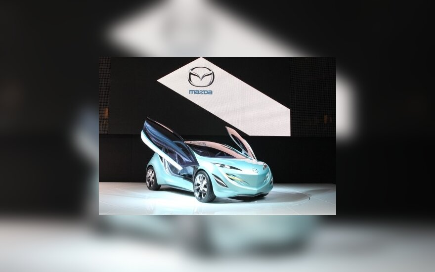 Tokijo automobilių parodoje pristatyta Mazda Kiyora