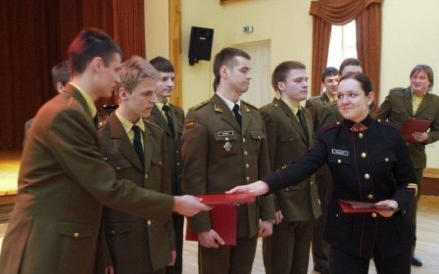 Žemaitiją atstovavę Alsėdžių mokiniai žygio dainos konkurse liko antri