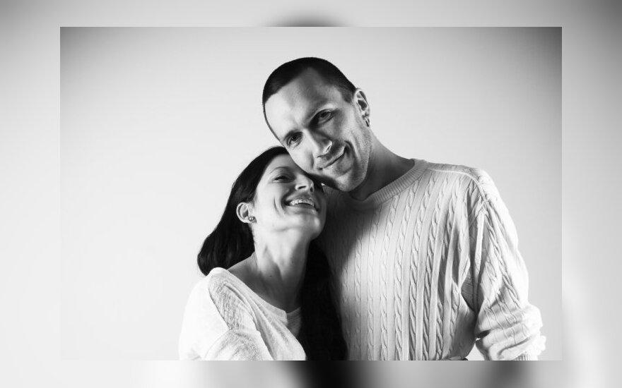 Atviras vyro laiškas žmonai: niekada nemaniau, kad galiu būti toks laimingas