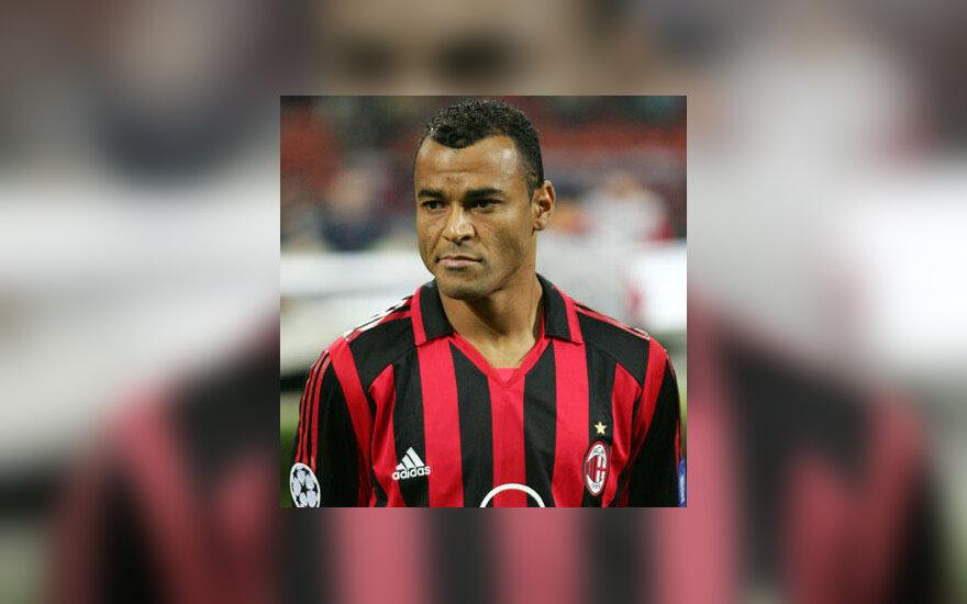 """Cafu (""""AC Milan"""")"""