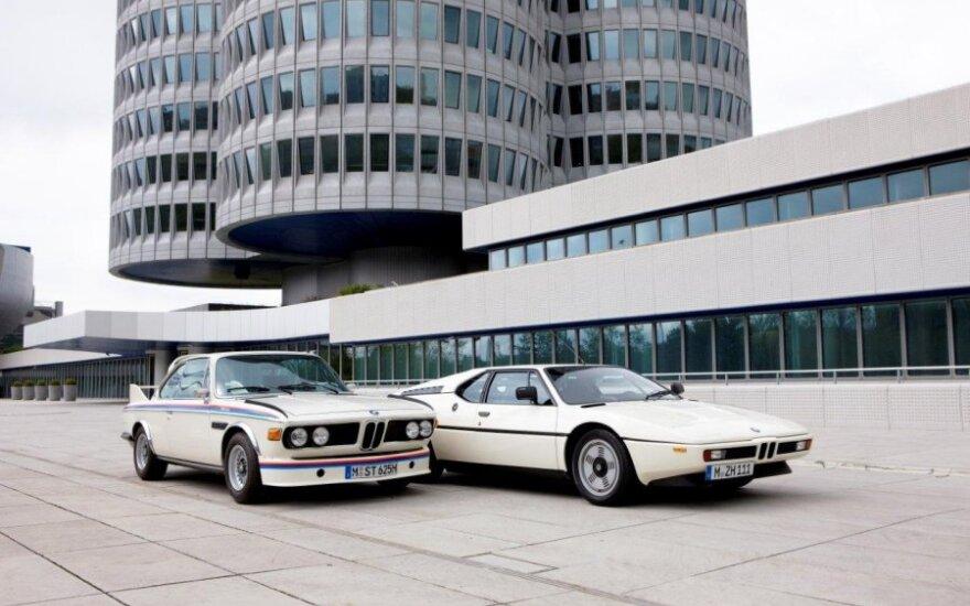 Keturiasdešimt BMW M šlovės metų