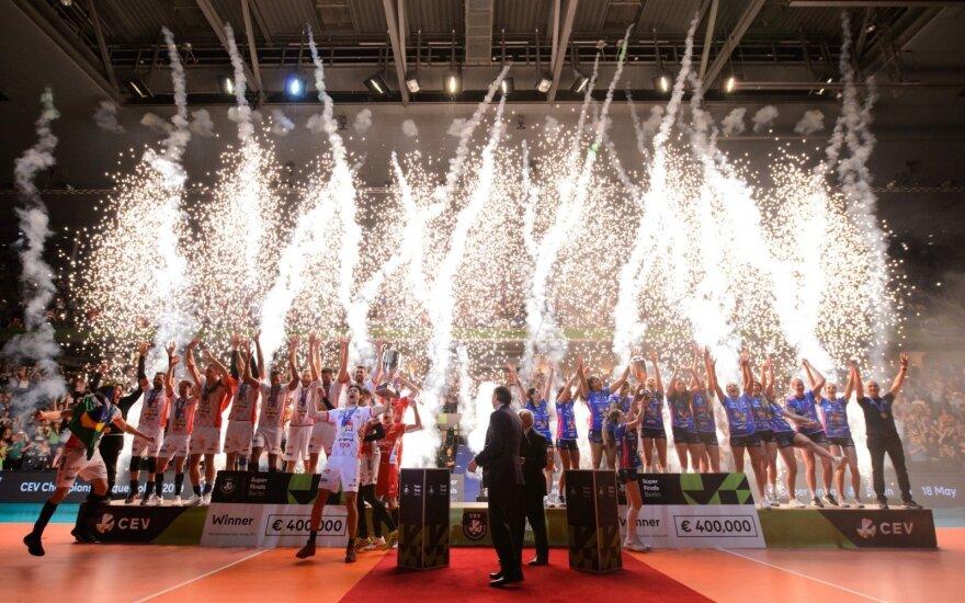 Tinklinio Čempionų lygos apdovanojimai