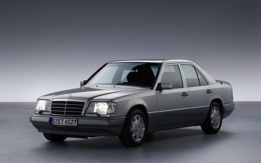 """""""Mercedes-Benz E klasė"""" (W124)"""