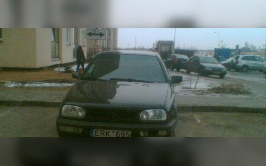 Vilniuje, S.Neries g. 107. 2011-03-21, 16 val.