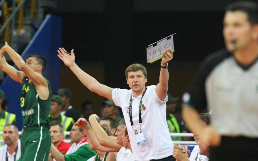 """D. Kairys paliko """"Cmoki"""" komandos trenerio postą"""