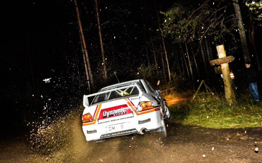 """""""Rally Classic"""" lenktynės"""