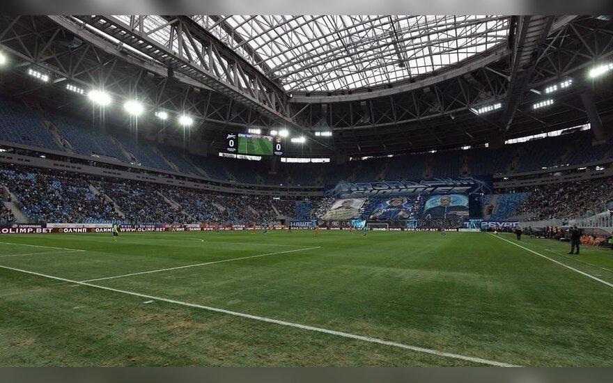 "Futbolo stadionas ""Sankt Peterburg"""
