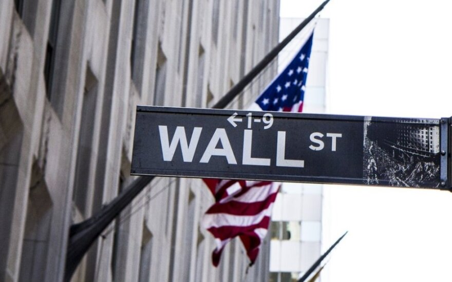 Wall street, JAV
