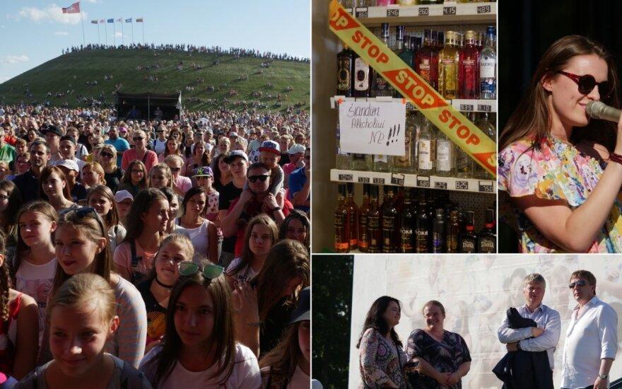 """Festivalis """"Naisių vasara 2018"""""""