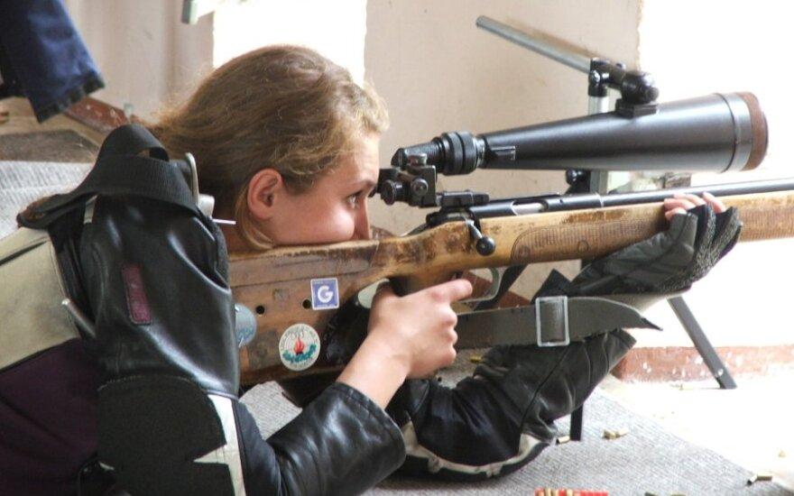 Paaiškėjo Lietuvos sportinio šaudymo asmeninio čempionato nugalėtojai