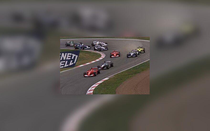 """Ispanijos """"Grand Prix"""""""