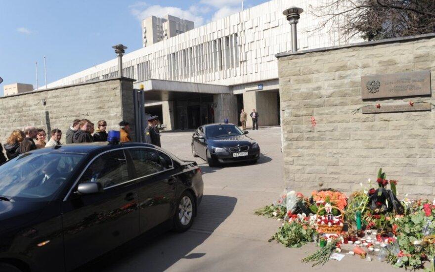 Lenkijos ambasada Rusijoje
